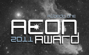 Aeon Award 2011