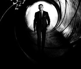Skyfall, directed by Sam Mendes