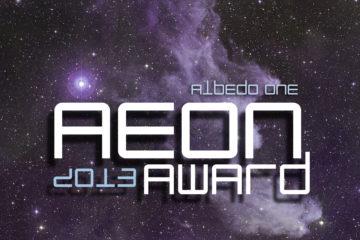 International Aeon Award Short Fiction Contest 2013