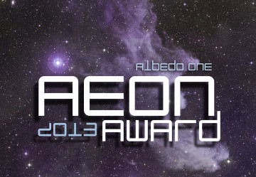 International Aeon Award Short Fiction Contest 2013