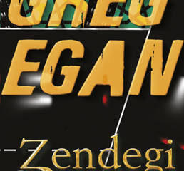 Greg Egan - Zendegi Book Cover