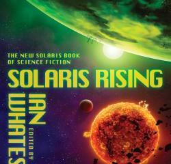 Solaris Rising, Edited by Ian Whates, Book Cover