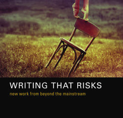 Writing That Risks - Short Fiction Collection 2013 - Front Cover