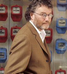 Iain M. Banks - Author Photo - Small