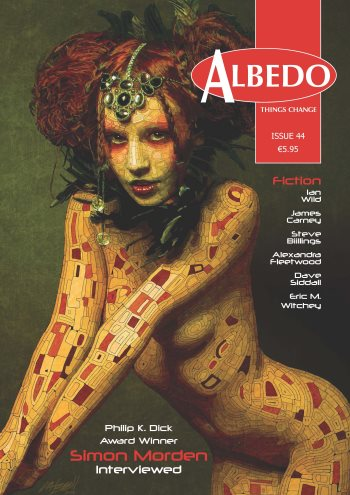 Albedo One Issue 44 Cover - Small