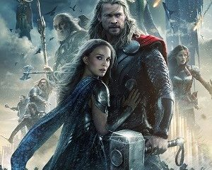 Thor - The Dark World - Movie Poster