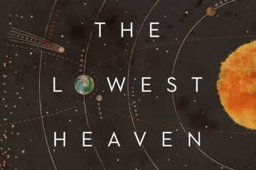 The Lowest Heaven, edited by Anne C. Perry and Jared Shurin, book cover