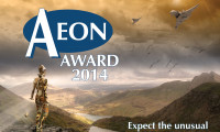 International Aeon Award Short Fiction Contest 2014