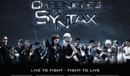 Chronicles of Syntax, TV Series, Poster