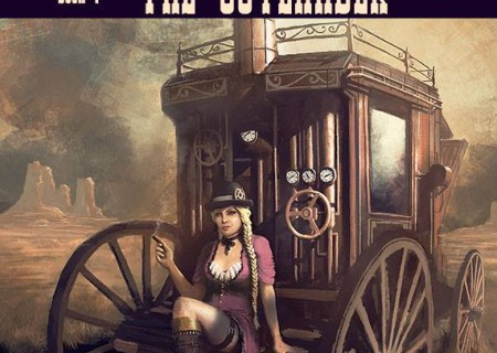 Coyote - The Outlander, Book Cover