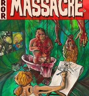 Gravity Comics Massacre No. 5