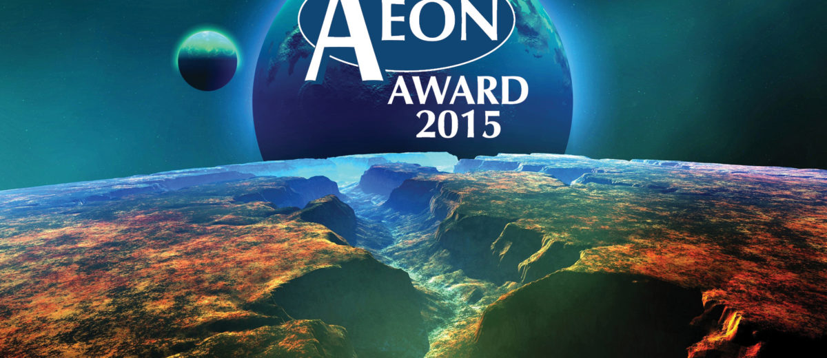 Aeon Award Contest 2015