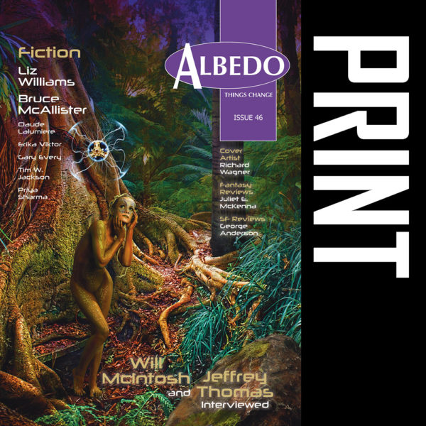 Albedo One Issue 46 in Print