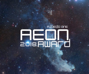 International Aeon Award Short Fiction Contest 2018